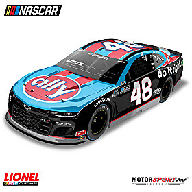Jimmie Johnson No. 48 Ally Darlington 2020 Diecast Car