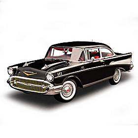 1:18-Scale 1957 Chevrolet Bel Air Diecast Car