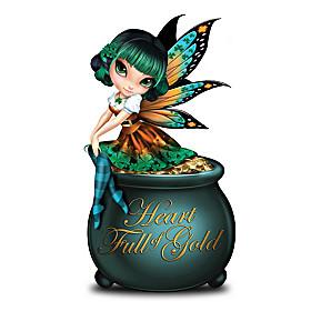 Heart Full Of Gold Figurine
