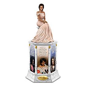 Michelle Obama: Legendary Radiance Sculpture