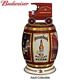 Budweiser King Of Beers Tower Tribute Sculpture