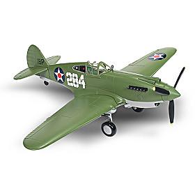 Curtiss P-40B Tomahawk Diecast Airplane