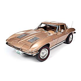 1:18-Scale 1963 Chevrolet Corvette Coupe Diecast Car
