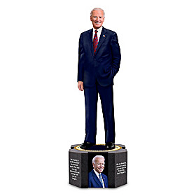 President Joseph R. Biden Sculpture