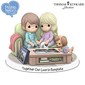 Precious Moments Together Our Love Is Complete Figurine