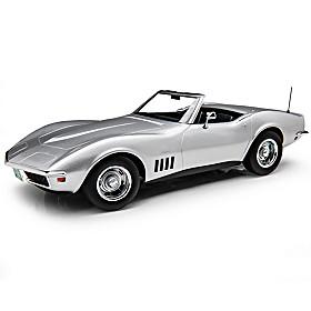 1969 Corvette Convertible Diecast Car