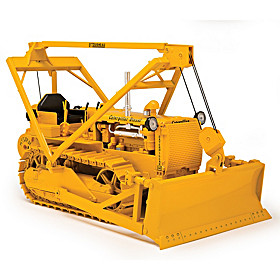 The Caterpillar Diesel D4 Diecast Tractor