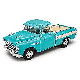 1:18-Scale 1957 Chevrolet Cameo Diecast Truck