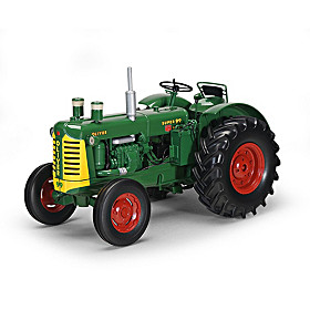 1:16-Scale Oliver Super 99 Diesel Diecast Tractor