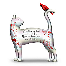 Fur-ever In Our Hearts Figurine