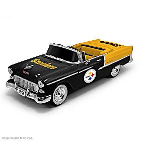Steelers 1955 Bel Air Convertible Sculpture
