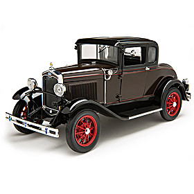 1931 Model A Deluxe Coupe Diecast Car