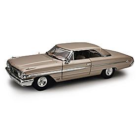 1:18-Scale 1964 Ford Galaxie 500 XL Diecast Car