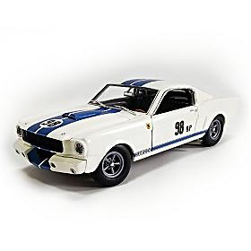 1965 Shelby GT350R Prototype Diecast Car