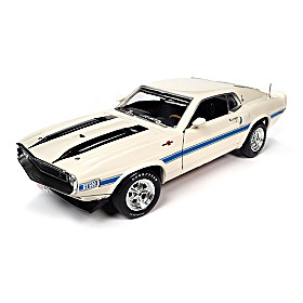 1:18-Scale 1970 Shelby GT-500 Diecast Car