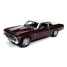 1:18-Scale 1970 Chevy Nova SS 396 Diecast Car