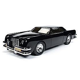 1:18-Scale George Barris Diecast Car