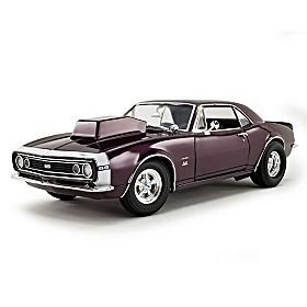 1:18 1967 Chevy Camaro SS - Drag Outlaws Diecast Car