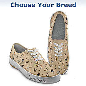 Playful Pups Women's Shoes
