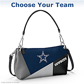 NFL Convertible Handbag