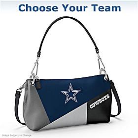 NFL Convertible Handbag
