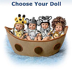 Noah's Adorable Ark Baby Doll