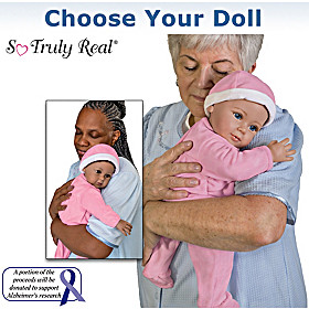 Kayla The Comfort Baby Doll