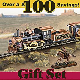 The Duke Express Train Set