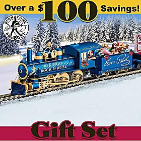 Taking Care of CHRISTMAS Express Train Set