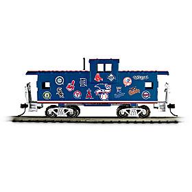 MLB Caboose Train Accessory
