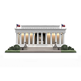 Lincoln Memorial Masterpiece Train Accessory