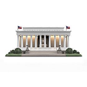 Lincoln Memorial Masterpiece Train Accessory