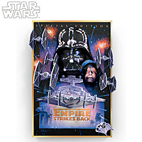 STAR WARS: The Empire Strikes Back Wall Decor