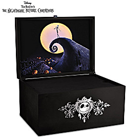 The Nightmare Before Christmas Keepsake Box