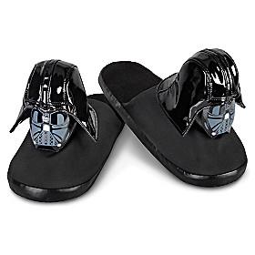Darth Vader Slippers