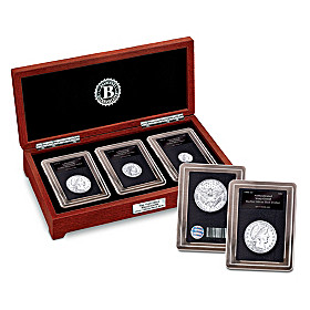 The First Ever Denver Mint Silver Coins Set