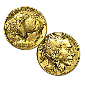 The 2017 PCGS MS-70 First Strike $50 Gold Buffalo Coin