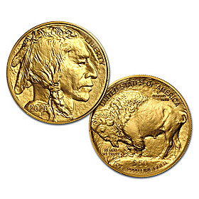 The 2020 Perfect MS-70 $50 Gold Buffalo Coin