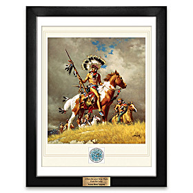 When the Land Was Theirs Limited Art Print