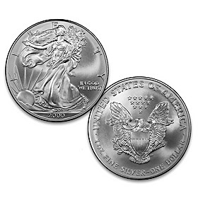 The First-Ever West Point Silver Eagle Coin