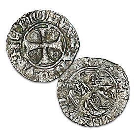 The Venetian Tornicoelli Antonio Venier Ancient Coin